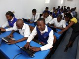 Samsung Solar-powered Internet School