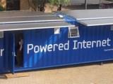 Solar-powered Internet School