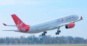 Virgin Atlantic Mpesa