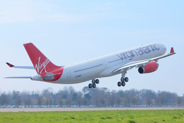 Virgin Atlantic Mpesa