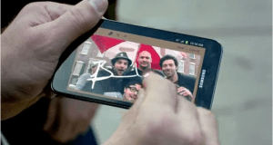 Galaxy Note Superbowl ad