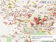 Google maps primary schools
