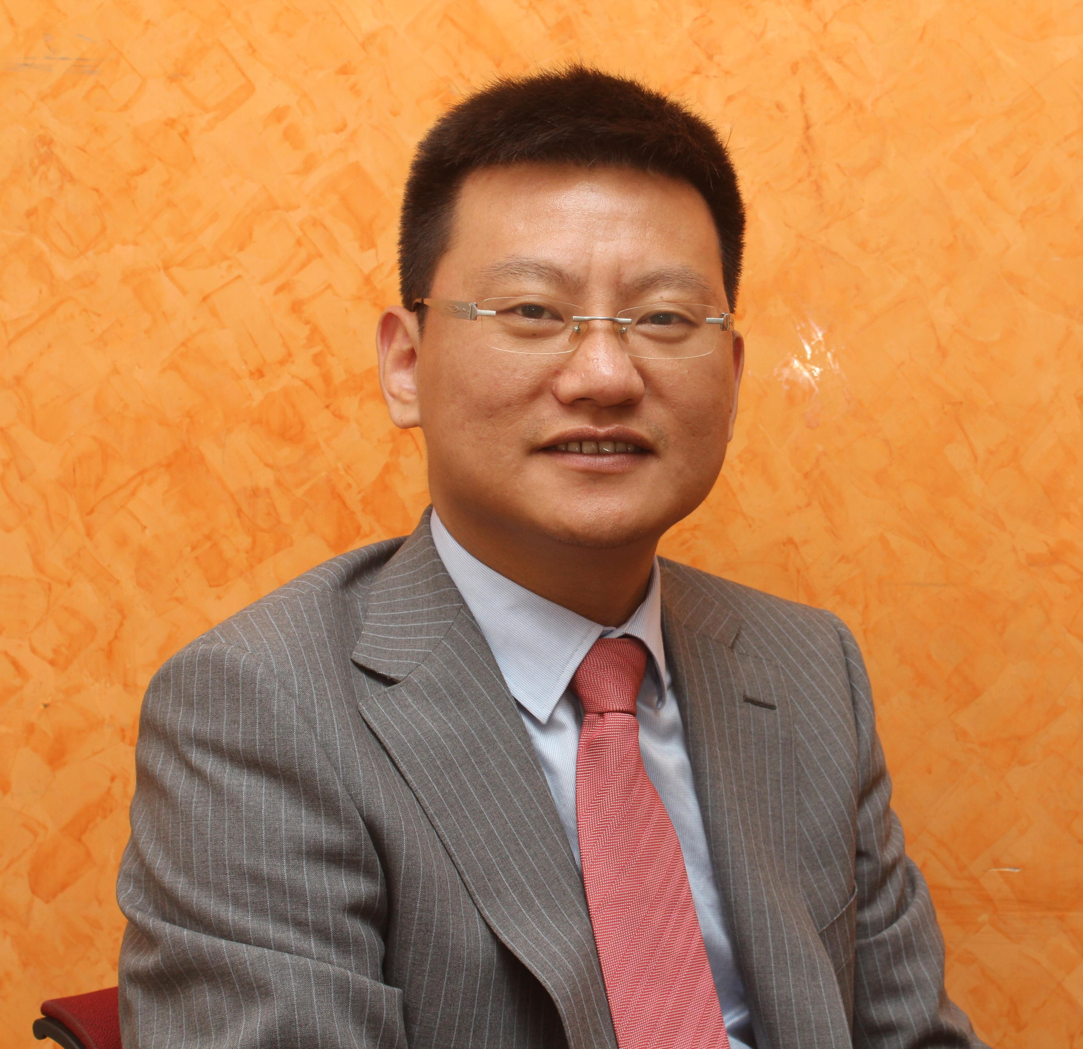 Mr Wind Li, Huawei Kenya CEO