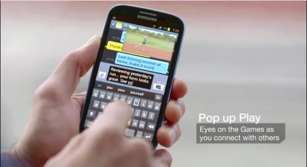 Samsung Galaxy S III Olympics