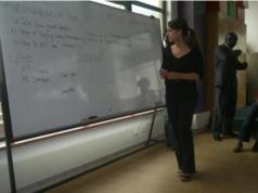 Toni Marvaglia at the Edtech Meetup