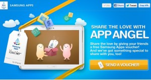 Samsung App Angel