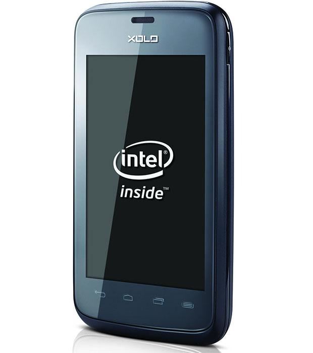 Intel Xolo X500 India