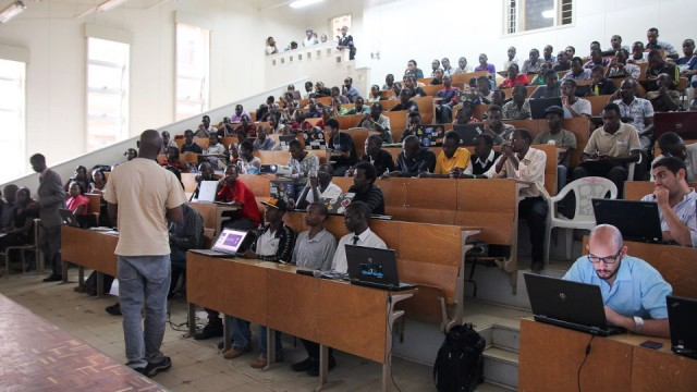 Microsoft Africa Apps Evangelists