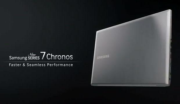 New Samsung Series 7 Chronos