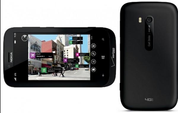 Lumia 822 Verizon