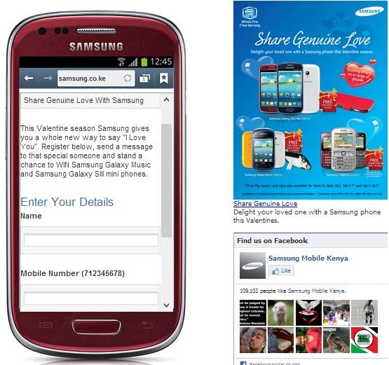 Win with Samsung Kenya