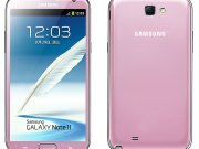 Galaxy Note II Pink