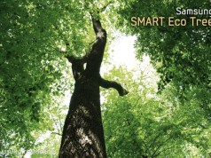 Samsung Smart Eco Tree