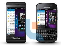 Blackberry Z10, Blackberry Q10