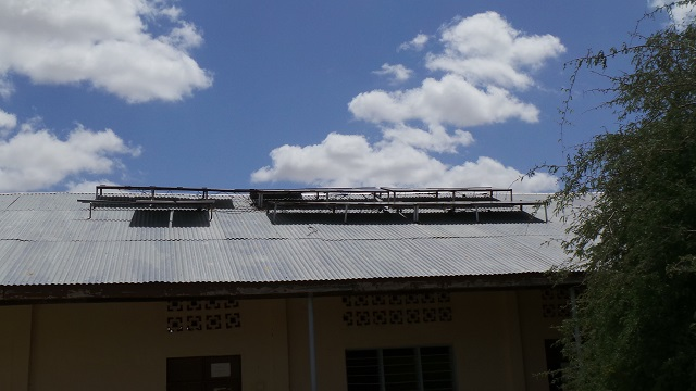 Solar powered Schools