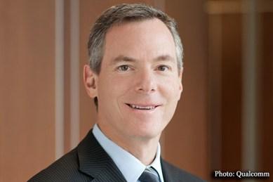 Qualcomm CEO Paul Jacobs