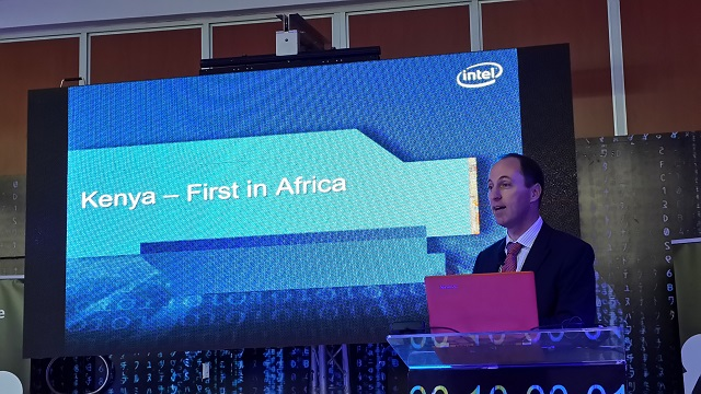 Intel Software and Services Group Launch