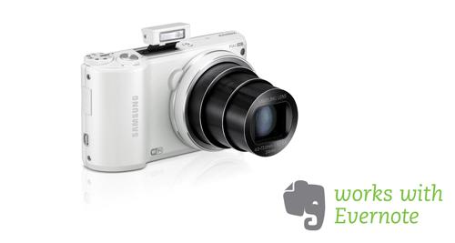 Evernote Samsung Smart Camera