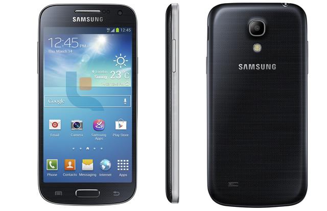 Galaxy S 4 Mini Black Frost