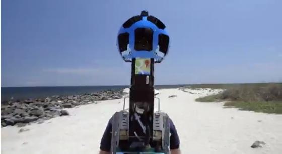 Google Trekker