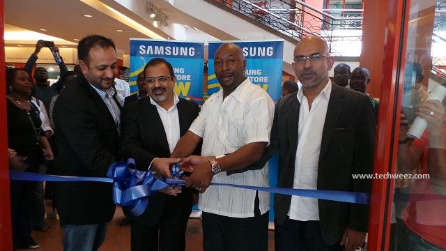Samsung Brand Shop Galleria