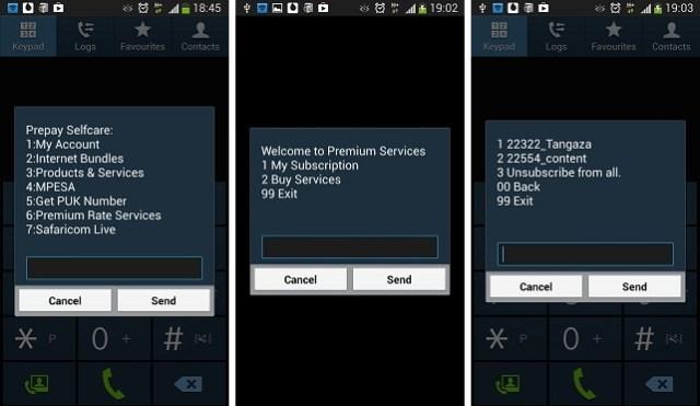 Unsubscribe to Safaricom Premium services