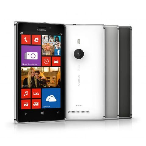 Lumia 925 press