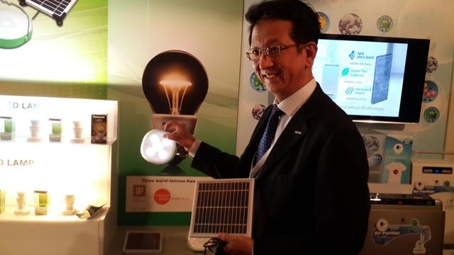 Panasonic Solar Lanterns