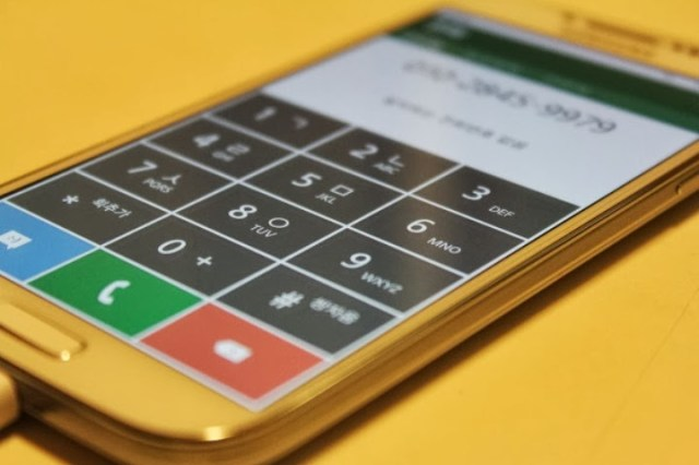The dialer