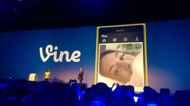 Vine on Windows Phone