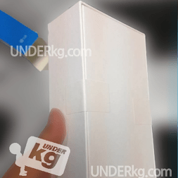 White Nexus 5 packaging