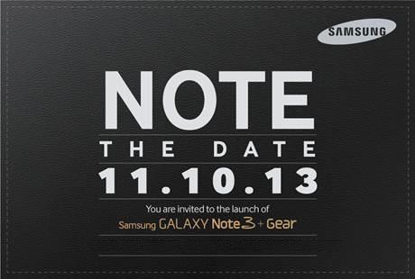 galaxy note 3 invite