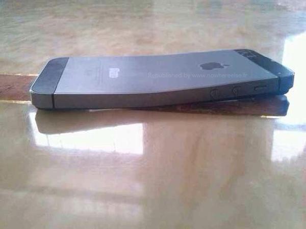 iPhone 5s bends 1 techweez
