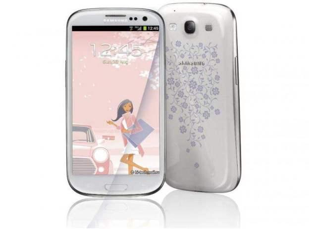 la Fleur Galaxy S4 Mini
