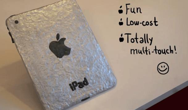 Clay iPad