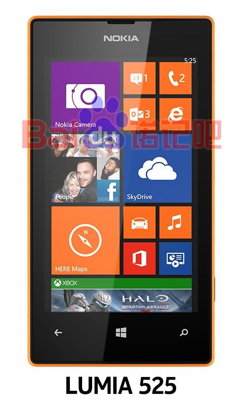 Lumia 525 1