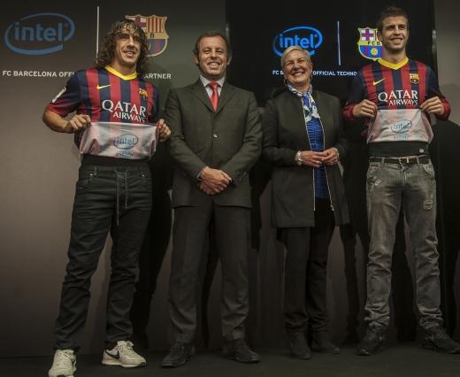 Intel Inside Barcelona