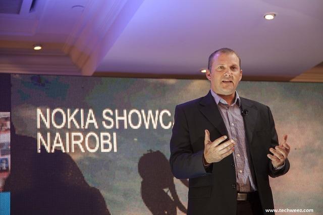 Bruce Howe Nokia East Africa