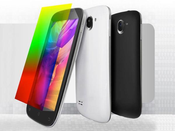 Seemahale's 5-inch smartphone (image: Seemahale)