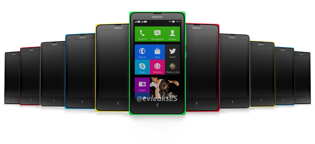 Nokia's Android powered budget smartphone to launch at MWC - WSJ