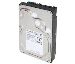 At 5 TB, Toshiba's nearline enterprise hard drive increase capacity by 25%