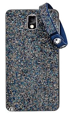 Swarovski Samsung Galaxy Note 3 cover and bracelet - Mercedes Benz Fashion Week 2014 - 2