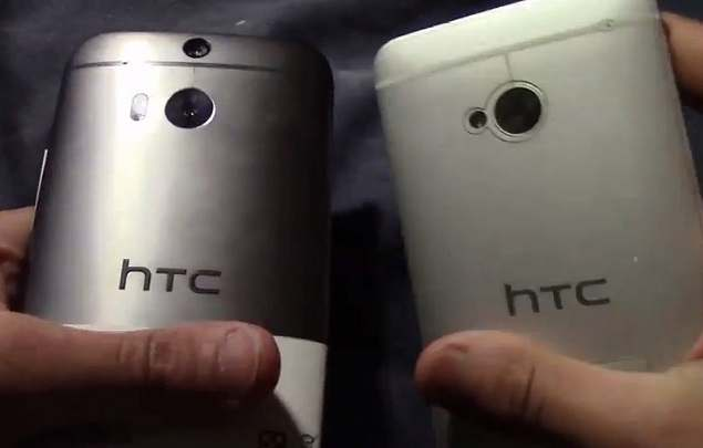 The Old HTC One and the All New HTC One (those names, sigh!)