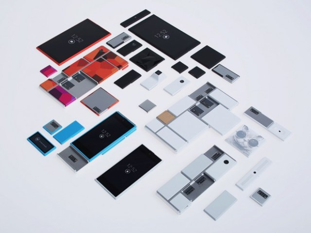 Project Ara is an attempt to launch a phone where all of the main components are interchangeable via modules that click in and out, attaching via electro-permanent magnets