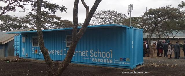 Internet School, Samsung