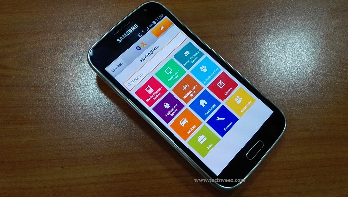 OLX Android App