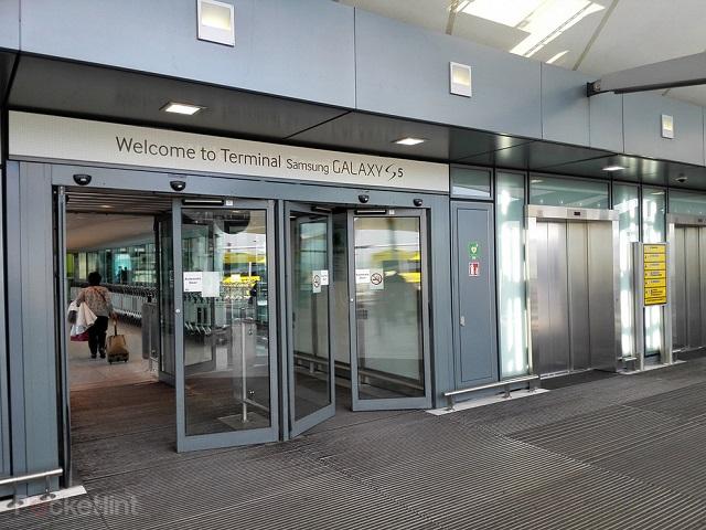 Samsung Heathrow