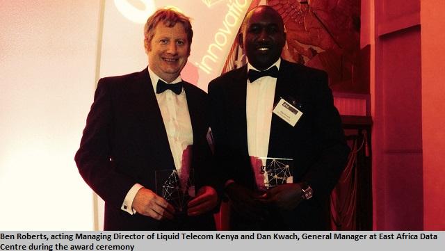 liquid telecom award