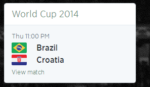 Brazil World Cup 1