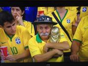 Brazil plastic cup